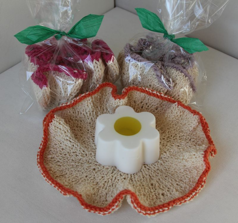 Washcloth gifts