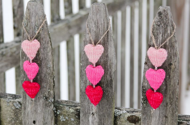 Hearts on a String by Ms. Ellaneous