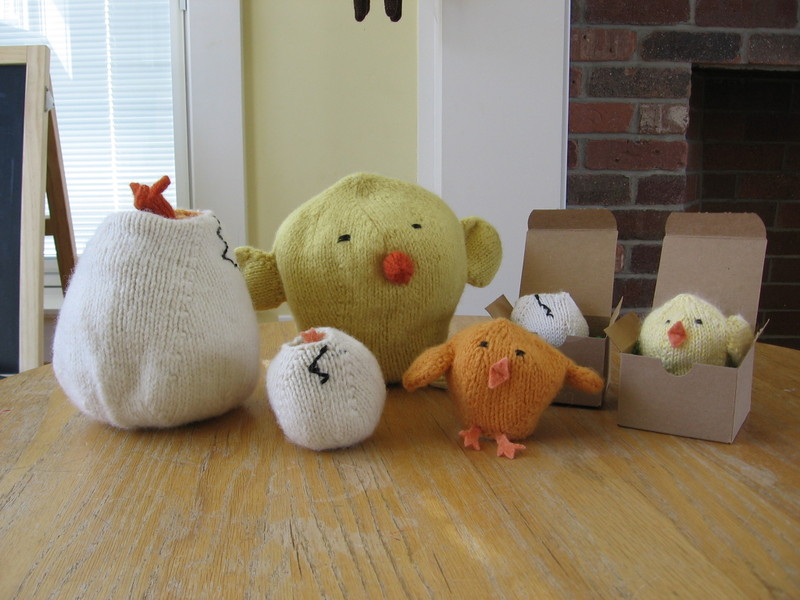 Knitted_chicks_cheep